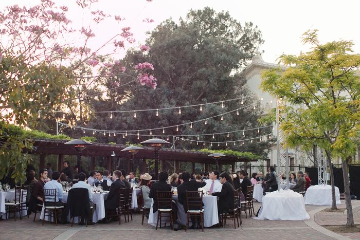 courtney erik japanese friendship garden wedding en pointe